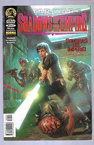 STAR WARS SHADOWS OF THE EMPIRE (SOMBRAS DEL IMPERIO 3)
