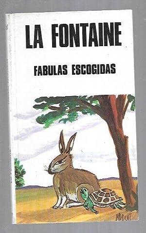 FABULAS ESCOGIDAS: LA FONTAINE