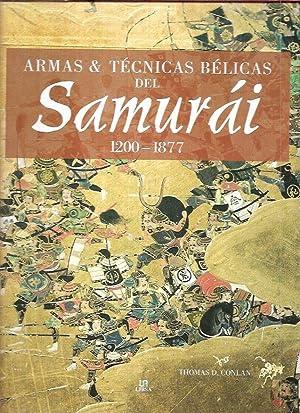 ARMAS Y TECNICAS BELICAS DEL SAMURAI