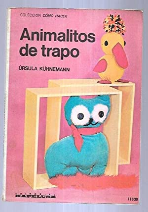ANIMALITOS DE TRAPO