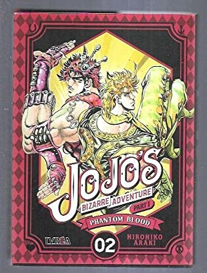 JOJO'S. BIZARRE ADVENTURE, PART I. PHANTOM BLOOD 02