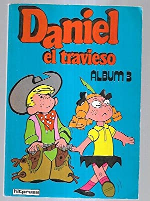 DANIEL EL TRAVIESO. ALBUM 3