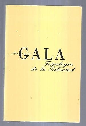 TETRALOGIA DE LA LIBERTAD: PETRA REGALADA /: GALA, ANTONIO