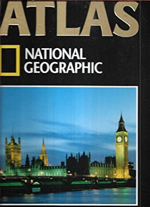 ATLAS NATIONAL GEOGRAPHIC: EUROPA (3 TOMOS)