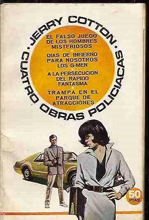 FALSO JUEGO DE LOS HOMBRES MISTERIOSOS -: COTTON, JERRY