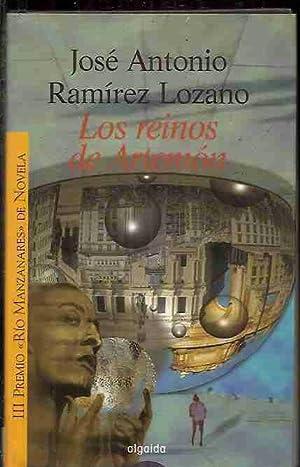 REINOS DE ARTEMON - LOS: RAMIREZ LOZANO, JOSE