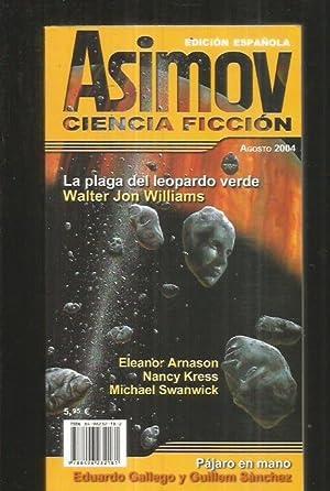 ASIMOV CIENCIA FICCION. NUMERO 11: LA PLAGA: VARIOS: WILLIAMS, WALTER