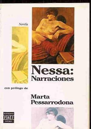 NESSA: NARRACIONES: PESSARRODONA, MARTA