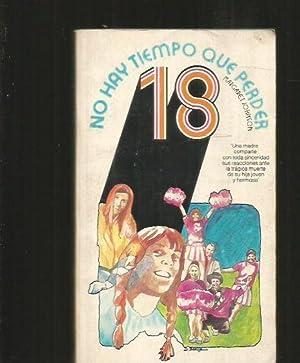 18, NO HAY TIEMPO QUE PERDER: JOHNSON, MARGARET