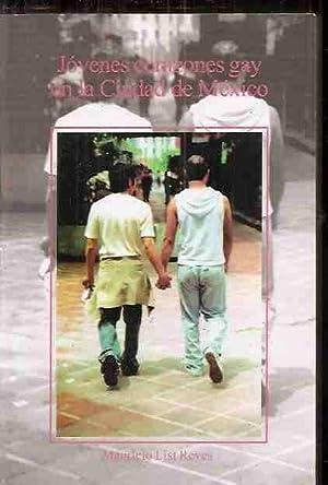 JOVENES CORAZONES GAY EN LA CIUDAD DE MEXICO: LIST REYES, MAURICIO