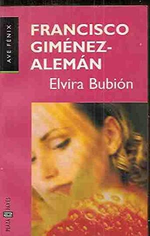 ELVIRA BUBION: GIMENEZ-ALEMAN, FRANCISCO