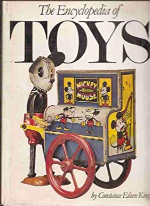 ENCYCLOPEDIA OF TOYS - THE