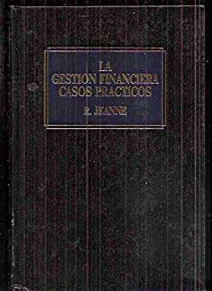 GESTION FINANCIERA - LA. CASOS PRACTICOS