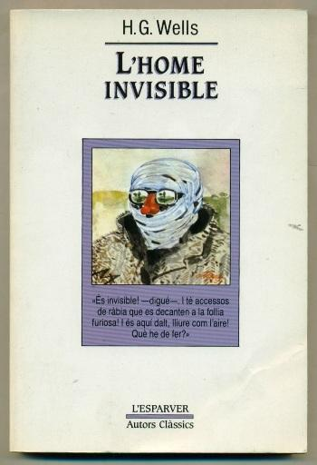 L'HOME INVISIBLE - WELLS, HERBERT GEORGE