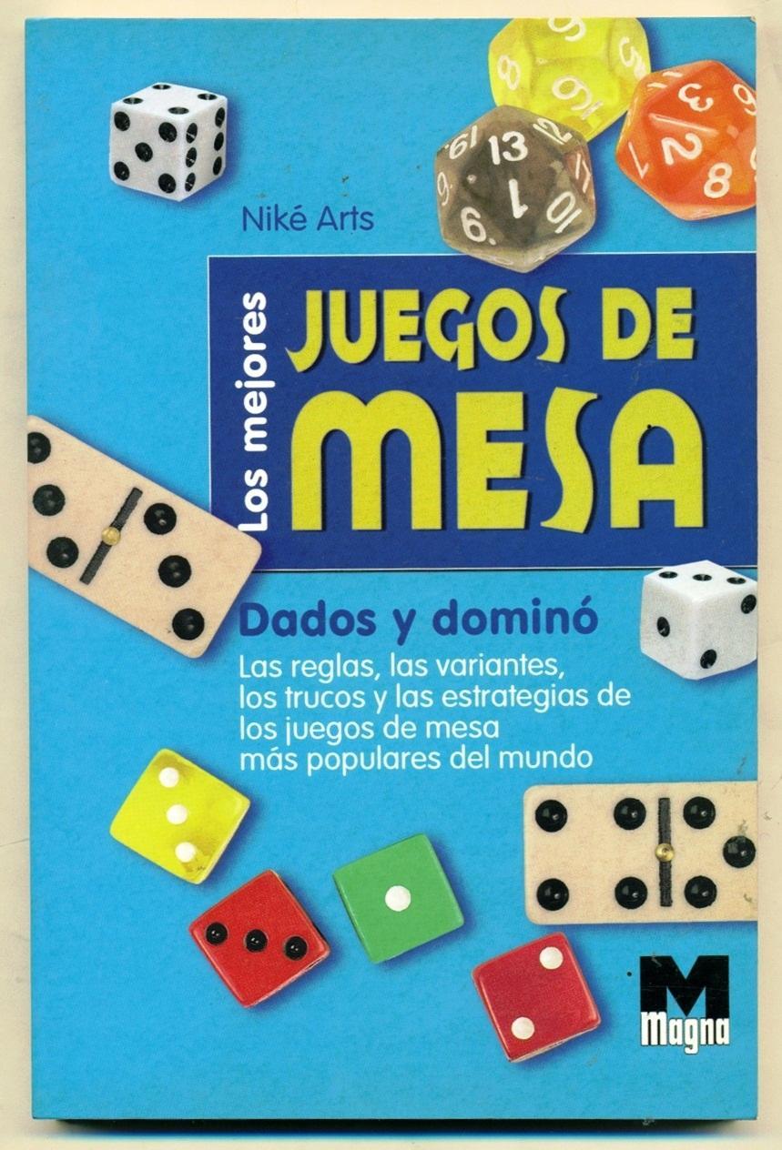 Los Mejores Juegos De Mesa Dados Y Domino De Arts Nike Magna