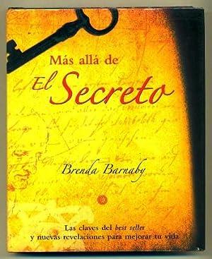 """MAS ALLA DE """"EL SECRETO"""" (The Secret).: BARNABY, BRENDA"""