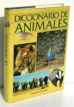 DICCIONARIO DE ANIMALES: CHINERY, MICHAEL (Coord.)