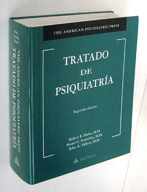 TRATADO DE PSIQUIATRIA: HALES, ROBERT E.