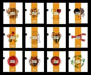 EL ARTE DE LA COCINA. Universo de sabores (12 vols.) (obra completa)