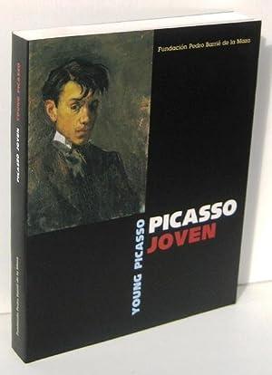 PICASSO JOVEN / YOUNG PICASSO. Catalogo de: PICASSO, PABLO