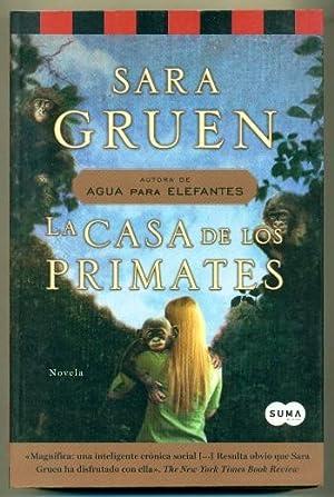 LA CASA DE LOS PRIMATES: GRUEN, SARA