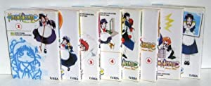 MAHOROMATIC (8 vols. de 8) (serie completa): NAKAYAMA, BUNJURO - dibujo BOW DITAMA
