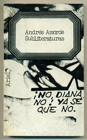 SUBLITERATURAS: AMOROS, ANDRES