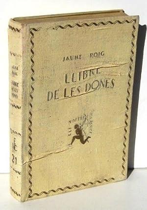 LLIBRE DE LES DONES, O ESPILL: ROIG, JAUME