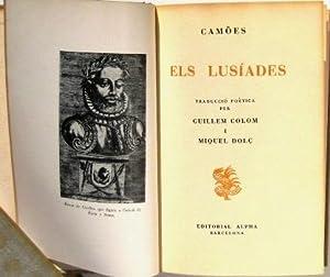 ELS LUSIADES (Os Lusiadas): CAMOES (Luis Vaz de Camoes o Camoens)