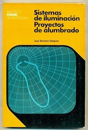 SISTEMAS DE ILUMINACION. PROYECTOS DE ALUMBRADO: RAMIREZ VAZQUEZ, JOSE