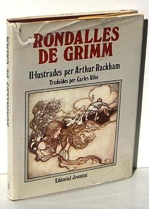 RONDALLES DE GRIMM (Germans Grimm): GRIMM, (Germans)