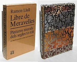 LIBRE DE MERAVELLES (llibre de les meravelles). Pintures murals dels segles XI-XIII. Museu Nacional...
