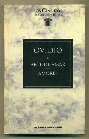 ARTE DE AMAR (el) / AMORES: OVIDIO NASON, PUBLIO