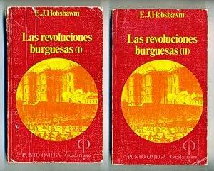 LAS REVOLUCIONES BURGUESAS1789-1948 (2 vols.): HOBSBAWN, ERIC J.