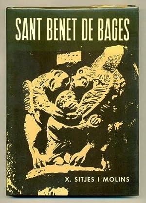 SANT BENET DE BAGES. Estudi arqueologic: SITJES I MOLINS,