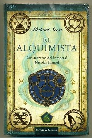 EL ALQUIMISTA. Los secretos del inmortal Nicolas: SCOTT, MICHAEL