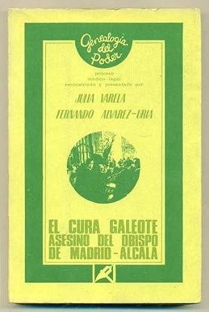 EL CURA GALEOTE ASESINO DEL OBISPO DE: VARELA, JULIA -