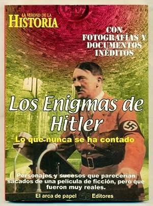 LOS ENIGMAS DE HITLER: SOLIS, JOSE ANTONIO