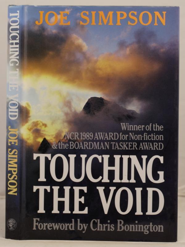 Resultado de imagen para touching the void book