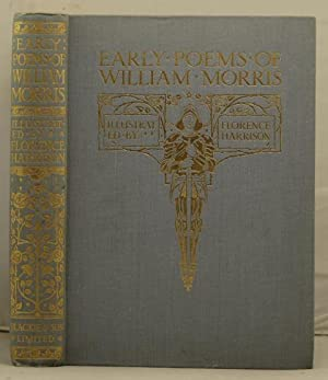 Early Poems of William Morris: Morris, William