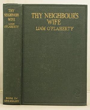 Thy Neighbour's Wife: O'Flaherty, Liam