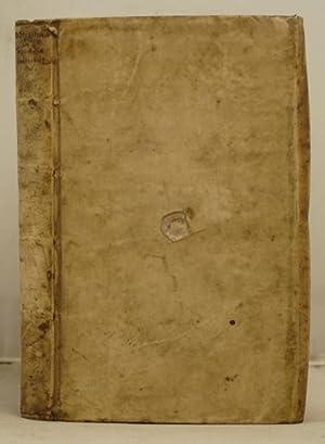 De Tragoediae Constitutione Liber. In quo inter caetera, tota de hac Aristotelis sententia dilucide...