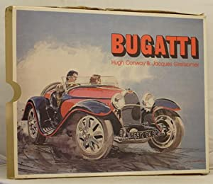 Bugatti: Conway, Hugh and Greilsamer, Jacques