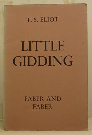 Little Gidding: Eliot, T.S.