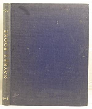 Gayre's Bookebeing a history of the family Of Gayre. Vol 1: Gayre, G.R. and Gair, R.L.
