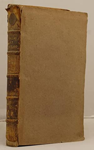 Memoirs concerning the affairs of Scotland, from: Lockhart, George