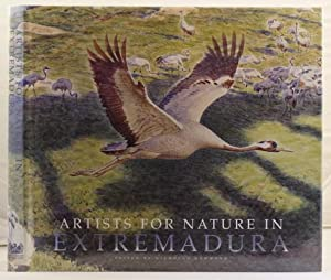 Artists for nature in Extremadura