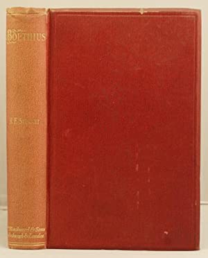 Boethius an essay: Stewart, Hugh Fraser