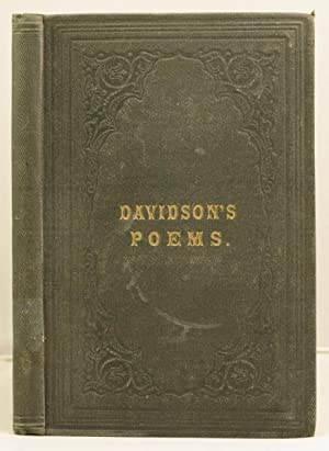 Poems: chiefly in the Buchan dialect: Davidson, James