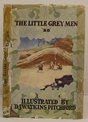 The Little Grey Men a story for the young in heart